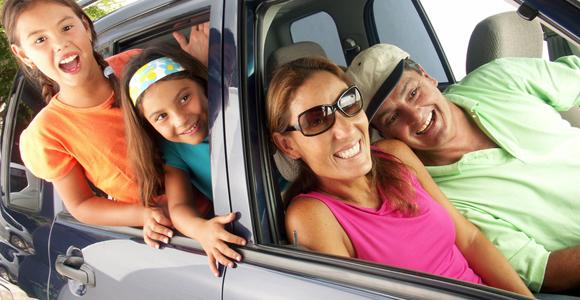 Préparer votre voyage en famille