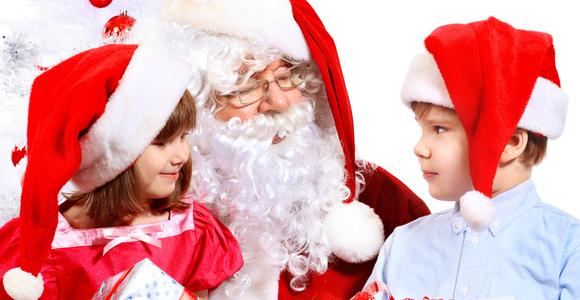 Dire la vérité aux enfants sur le père Noël