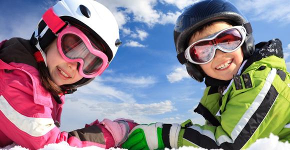 Partir au ski avec vos enfants