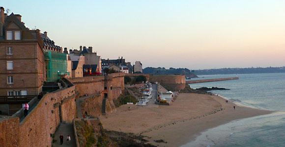 Saint Malo, la forteresse Corsaire