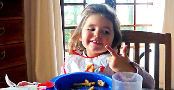 Conseils pour l'alimentation de votre enfant