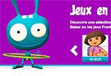 TFOU, site de jeux gratuits pour les petits enfants