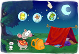Toupie et Binou, site de jeux gratuits pour les petits enfants
