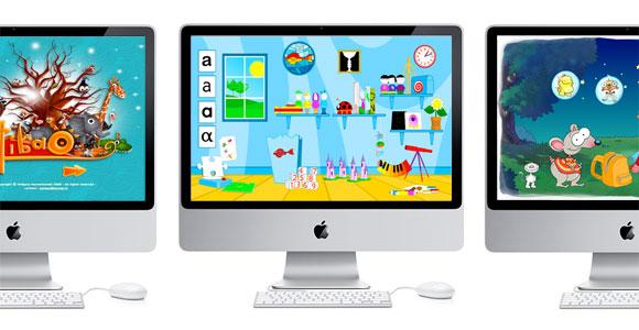 Sites de jeux gratuits pour les petits enfants