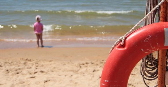 Sécurité sur la plage : L'affaire de tous !